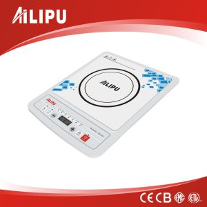 2015 New Design Ultra Thin Small Home Appliance Induction Cooker pictures & photos