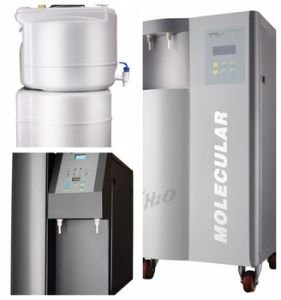 Deionizer Water Filter Deionized Water Treatment Plant for Lab J01 pictures & photos
