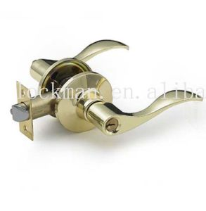 Tubular Lever Lock Door Handle Lock (TLL-804) pictures & photos