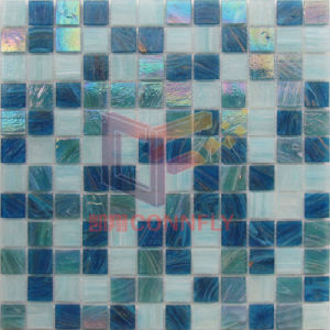 Rainbow Glass Swimming Pool Mosaic Tile (CSJ155) pictures & photos