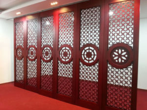Soundproof Sliding Partition Wall for Hotel/Conference Hall pictures & photos