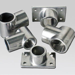 Competitive Aluminum Alloy Die Cast Elbow pictures & photos