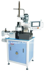 Fully Automatic Terminal Crimping Machine (one end) (JQ-5) pictures & photos
