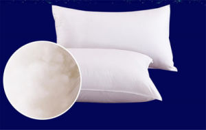 Polyester Cover Extra Fine Three Star Hotel Cushion Pillow pictures & photos
