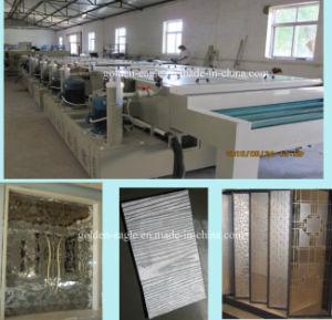 Stainless Steel Etching Machine/Elevator Plate Etching Machine