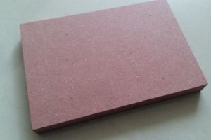 Pink Fire Proof MDF Board with Good Performance for Public Decoration Sale in Mexico pictures & photos