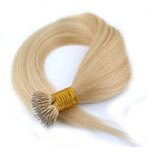 Micro Bead Human Hair Nano Hair Extensions pictures & photos