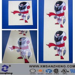 Customized Transparent Pet Cartoon Sticker (SZ14038) pictures & photos