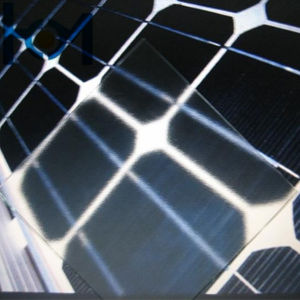 3.2mm Low Reflective Solar Tempered Glass pictures & photos