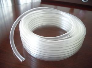 Transparent High Temperature Resistant Silicon Tubing pictures & photos