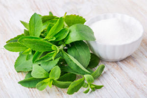 Ra98% Natural Sweetener Factory Supply Plant Stevia Extract pictures & photos