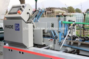 Automatic Folder Gluer Machine for Box pictures & photos