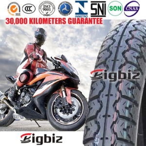 Hot Selling Popular Black 3.00-17 Thailand Motorcycle Tire pictures & photos
