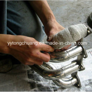 White Ceramic Fiber Exhaust Heat Wrap with Heat Resistance 1260c pictures & photos
