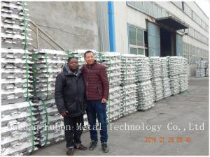 2016 Pure Aluminium Ingot 99.7% From Factory pictures & photos