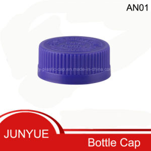 (AN02) Medicine Packaging Screw Child Proof Plastic Bottle Cap pictures & photos