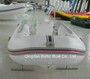for Inflatable Sail Yachts Boats Rib 420 Ce pictures & photos