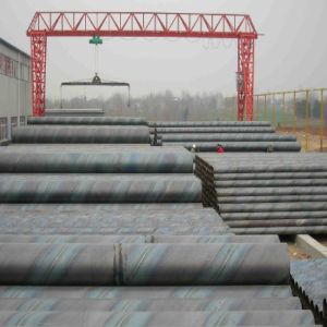 St52 Spiral Steel Pipe pictures & photos