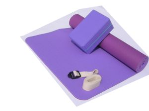 TPE Yoga Mat, Eco-Friendly Yoga Mat, Rubber Yoga Mat, Quality Yoga Mat; pictures & photos
