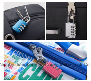 Digital Code Password Combination Padlock for Luggage and Case pictures & photos