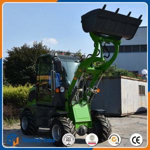 0.8 Ton European Stype Mini Wheel Loader with High Quality pictures & photos