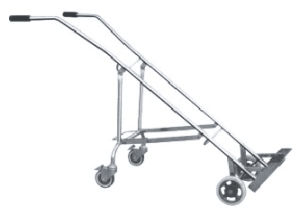 Stainless Steel Stainldwwoxygen Tand Go-Cartiron trolley pictures & photos
