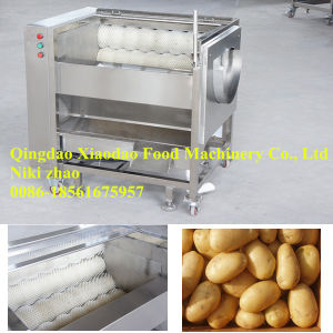 Potato Carrot Onion Peeling and Washing Machine pictures & photos