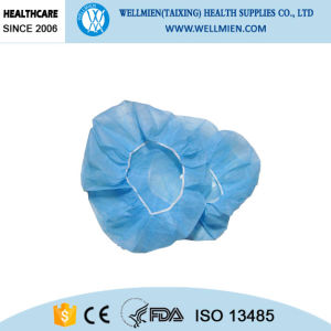 Medical Disposable Nonwoven Round Cap pictures & photos