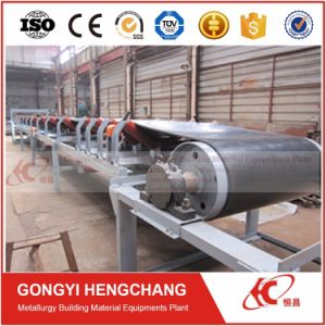 Industrial Adjustable Direction Mobile Belt Conveyor for Mining and Cement pictures & photos