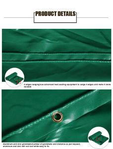 Waterproof Tarp/Tarpaulin Roll Woven Fabric Tent pictures & photos