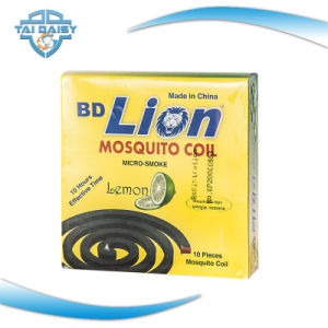 Lemon Fragrance Black Mosquito Coil Best Mosquito Repeller pictures & photos