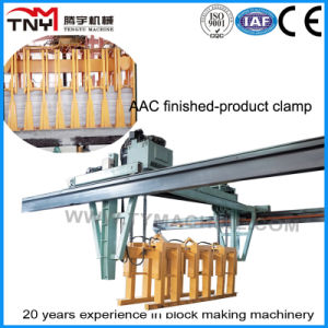 AAC Block Making Machine Line Supplier/AAC Block Machinery pictures & photos