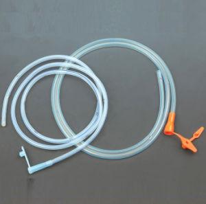 Disposable PVC Nasogastric Feeding Stomach Tube pictures & photos