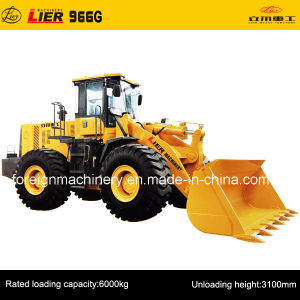 Wheel Loader for High Quality (Lier -966G) pictures & photos