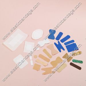 Wound Adhesive Plaster Made by Elastic Fabric pictures & photos