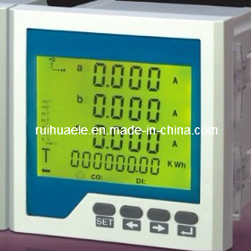 3 Phase LCD Display Multifiction Intelligent Meter Rh-300 pictures & photos