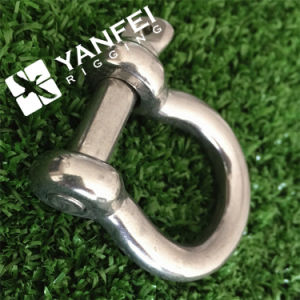 Stainless Steel AISI316/304 Bow Type Shackle pictures & photos