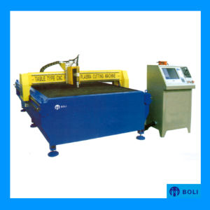 Tpm Series Steel Plate CNC Bench Plasma Cutting Machine pictures & photos