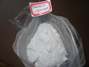 Test Enan Testosterone Enanthate Steroid Powder pictures & photos