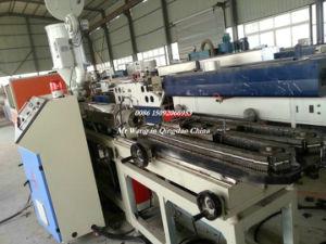 SWC Single Wall Corrugated Pipe Making Machine