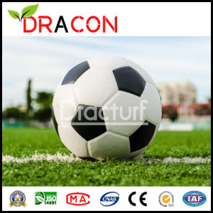 Fire Resistant Soccer Field Artificial Turf (G-3501) pictures & photos