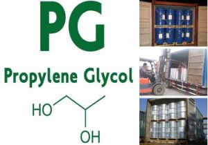 Industrial Grade Propanediol Propylene Glycol pictures & photos