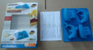 Boat and Dolphin Shaped Silicone Mold (RS17) pictures & photos