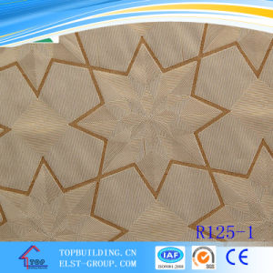 PVC Film for Gypsum Ceiling and Plywood/PVC Film 1230mm*500m pictures & photos