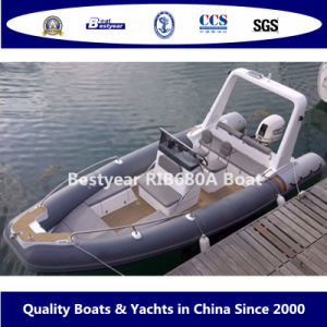 Bestyear New Rib680A Boat pictures & photos