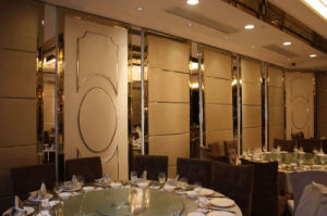 Soundproof Partitions Wall for Hotel pictures & photos