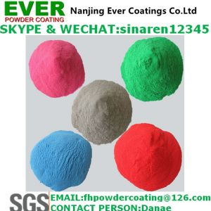 Anti Corrosion Zinc Rich Epoxy Powder Coating Paint with Zinc Content 50% pictures & photos
