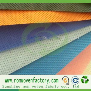 Top Quality PP Spunbond Nonwoven Fabric pictures & photos
