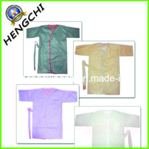 Non Woven Disposable Coat pictures & photos