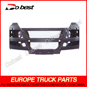 Man Tgs Truck Spare Parts Bumper Grille pictures & photos